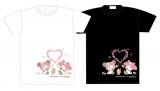 マイメロディとのコラボグッズが登場。Tシャツ(C)'11 tv asahi・SANRIO  (C) '76,'15 SANRIO CO.,LTD. APPROVAL NO. S560022