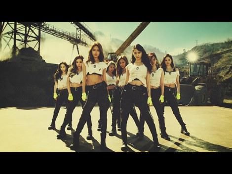メンバーが「今までで最も難しいダンス」と口をそろえる「Catch Me If You Can」のMVを公開した少女時代