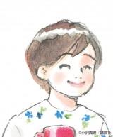 漫画家の小沢真理氏の原作イラスト(早川恭子)
