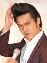 TBS系新ドラマ『ヤメゴク〜ヤクザやめて頂きます〜』の特別試写会に出席した北村一輝 (C)ORICON NewS inc.
