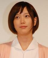 TBS系新ドラマ『ヤメゴク〜ヤクザやめて頂きます〜』の特別試写会に出席した本田翼 (C)ORICON NewS inc.