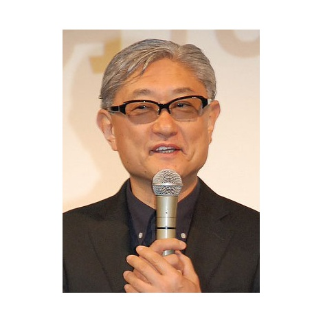 TBS系新ドラマ『ヤメゴク〜ヤクザやめて頂きます〜』の特別試写会に出席した堤幸彦氏 (C)ORICON NewS inc.