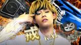 """Bad Boyzのカイ 『BULLET TRAIN ONEMAN SHOW SPRING HALL TOUR 2015 """"20億分のLINK 僕らのRING""""』より"""