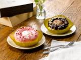 空前のドーナツブーム到来! コンビニスイーツトレンドリーダーのローソンは新しいドーナツをひと足早く紹介している(写真は期間限定発売中の『冷やして食べるドーナツ』)