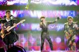 『ayumi hamasaki ARENA TOUR 2015 A Cirque de Minuit〜真夜中のサーカス〜』(12日、さいたまスーパーアリーナ公演) より