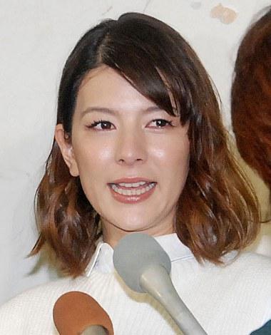 サムネイル 先月、斉藤和巳氏との離婚を発表したスザンヌ (C)ORICON NewS inc.