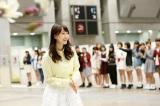 乃木坂46として最後の握手会に参加した松井玲奈