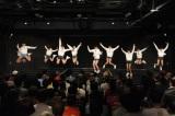 SKE48劇場で前座出演を果たした10人(C)AKS