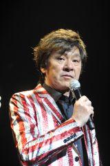 バースデーイベント『HIDEKI SAIJO 60th Birthday〜還暦〜』を開催した西城秀樹