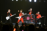 『NARUTO THE LIVE vol.0』に出演したDISH// Photo:hajime kamiiisaka