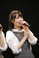 『NARUTO THE LIVE vol.0』に出演した乃木坂46の生田絵梨花 Photo:hajime kamiiisaka