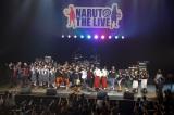 『NARUTO THE LIVE vol.0』に出演した出演者10組 Photo:hajime kamiiisaka