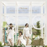 Perfumeの両A面シングル「Relax In The City/ Pick Me Up」(29日発売)完全生産限定盤