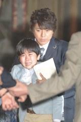 涙、涙の名シーンは必見(C)テレビ朝日