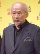 映画『龍三と七人の子分たち』完成披露舞台あいさつに出席した樋浦勉 (C)ORICON NewS inc.