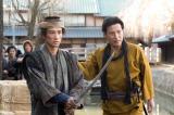映画のエキストラの仕事に挑戦する遼(C)NHK