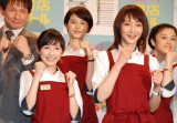 関西テレビ・フジテレビ系ドラマ『戦う!書店ガール』は渡辺麻友(AKB48)と稲森いずみのW主演 (C)ORICON NewS inc.