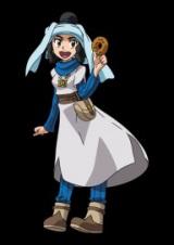 メアリ(C)Nintendo・Creatures・GAME FREAK・TV Tokyo・ShoPro・JR Kikaku (C)Pokemon (C)2015 ピカチュウプロジェクト