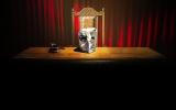 東山紀之がWOWOWの日曜オリジナルドラマ『連続ドラマW 予告犯−THE PAIN−』で主演を務める(C)WOWOW(C)筒井哲也/集英社