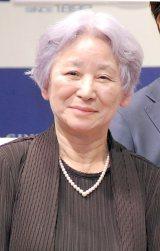 """""""76歳""""映画監督デビューの喜びを語った中みね子氏 (C)ORICON NewS inc."""
