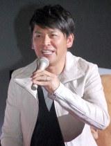 """映画『ワイルド・スピード SKY MISSION』IMAX 3D""""ワイルド・プレミア""""イベントに出席した岡田圭右(C)ORICON NewS inc."""