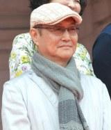 映画『王妃の館』完成披露イベントに出席した石橋蓮司 (C)ORICON NewS inc.