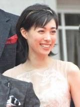 映画『王妃の館』完成披露イベントに出席した吹石一恵 (C)ORICON NewS inc.