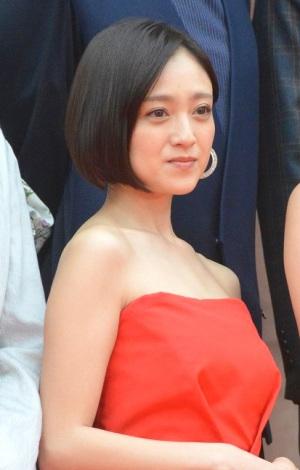 映画『王妃の館』完成披露イベントに出席した安達祐実 (C)ORICON NewS inc.