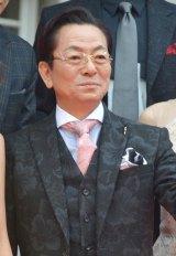 映画『王妃の館』完成披露イベントに出席した水谷豊 (C)ORICON NewS inc.
