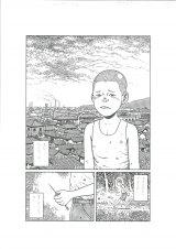 WOWOW『連続ドラマW 闇の伴走者』より。『マンチュリアンクラッチ』(画:伊藤潤二)(C)WOWOW