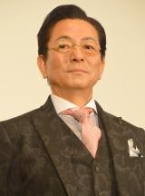 初めての浅田作品に参加に「願いが叶いました」と感激した水谷豊 (C)ORICON NewS inc.