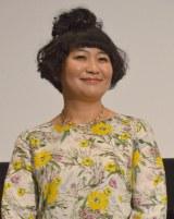 映画『王妃の館』完成披露試写会に出席した野口かおる (C)ORICON NewS inc.