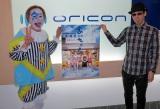 (左から)ニューロティカ・あっちゃん、ナリオ監督 (C)ORICON NewS inc.