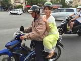 関西テレビ・フジテレビ系で19日に放送される『世界でバカウケJAPAN2』(後16:05)はるな愛はベトナムへ(C)関西テレビ