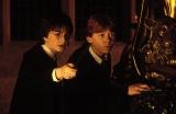 『ハリー・ポッターと秘密の部屋』(5月29日放送)TM & ? 2002 Warner Bros. Ent. , Harry Potter Publishing Rights ? J.K.R.
