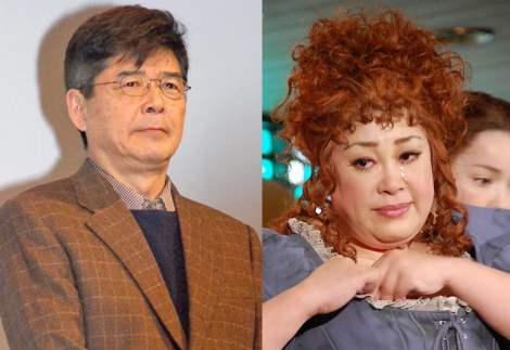 愛川さんの訃報を受け、悲しみのコメントを寄せた(左から)森本レオ、森公美子(C)ORICON NewS inc.