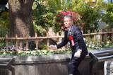 東京・渋谷駅前のハチ公広場にふさわしい庭園をデザインした石原和幸氏 (C)ORICON NewS inc.