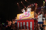 LinQが4周年記念ライブで全曲披露(福岡・Zepp Fukuoka)