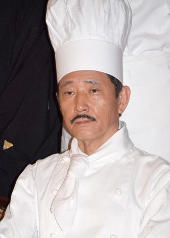 TBSテレビ60周年特別企画『天皇の料理番』の制作発表会見に出席した小林薫 (C)ORICON NewS inc.