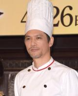 TBSテレビ60周年特別企画『天皇の料理番』の制作発表会見に出席した加藤雅也 (C)ORICON NewS inc.