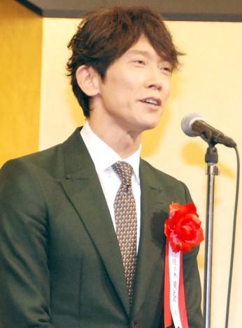 『第40回 菊田一夫演劇賞』授賞式に出席した佐々木蔵之介(C)ORICON NewS inc.