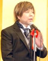 『第40回 菊田一夫演劇賞』授賞式に出席したケラリーノ・サンドロヴィッチ(C)ORICON NewS inc.