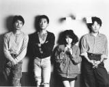 80年代にヒットを連発したREBECCA(レベッカ)が20年ぶりライブ決定(写真左から高橋教之、小田原豊、NOKKO、土橋安騎夫)
