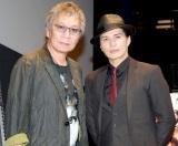 (左から)三池崇史監督、主演を務めた市原隼人(C)ORICON NewS inc.