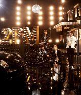 通算3作目のアルバム首位を獲得した2PM