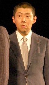 映画『予告犯』(6月6日公開)完成披露試写会舞台あいさつに出席した荒川良々 (C)ORICON NewS inc.