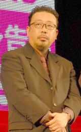 映画『予告犯』(6月6日公開)完成披露試写会舞台あいさつに出席した中村義洋監督 (C)ORICON NewS inc.