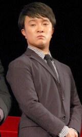 映画『予告犯』(6月6日公開)完成披露試写会舞台あいさつに出席した濱田岳 (C)ORICON NewS inc.