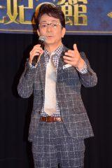映画『王妃の館』(25日公開)のプレミアムトークイベントに出席した水谷豊 (C)ORICON NewS inc.
