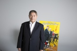 最新作『龍三と七人の子分たち』について語った北野武監督 (C)2015 『龍三と七人の子分たち』 製作委員会